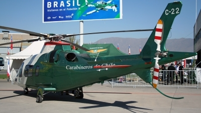 Photo ID 97980 by Carlos Ay. Chile Carabineros Agusta A 109E Power, C 22