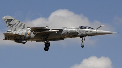 Photo ID 98188 by Armando Tuñon. Spain Air Force Dassault Mirage F1M, C 14 64