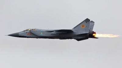 Photo ID 98110 by Andreas Zeitler - Flying-Wings. Kazakhstan Air Force Mikoyan Gurevich MiG 31BM,
