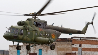 Photo ID 98127 by Andreas Zeitler - Flying-Wings. Kazakhstan Air Force Mil Mi 17V5,