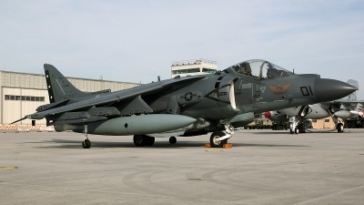 Photo ID 98102 by David F. Brown. USA Marines McDonnell Douglas AV 8B Harrier ll Plus, 164562