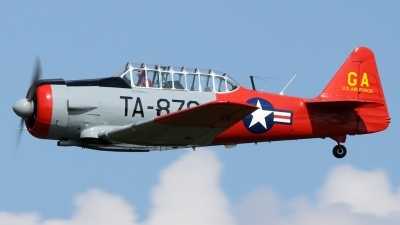 Photo ID 98470 by Joe Osciak. Private Private North American AT 6C Texan, N6558D