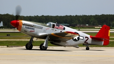 Photo ID 98266 by David F. Brown. Private Private North American P 51C Mustang, NX61429