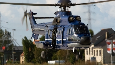Photo ID 98523 by Jan Eenling. Germany Bundespolizei Eurocopter AS 332M 1 Super Puma, D HEGE