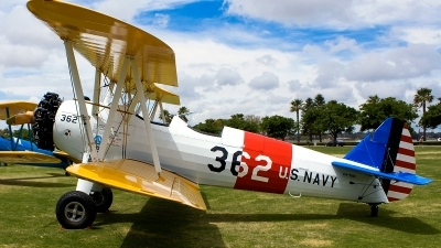 Photo ID 98599 by Mir Zafriz. Private Private Boeing Stearman N2S 5, VH YND