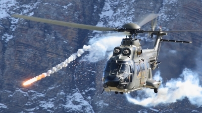 Photo ID 98480 by Isch Eduard. Switzerland Air Force Eurocopter AS 532UL Cougar, T 340