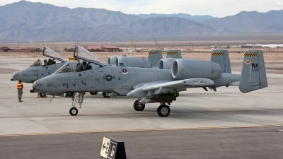 Photo ID 98428 by Jonathan Derden - Jetwash Images. USA Air Force Fairchild A 10A Thunderbolt II, 80 0200