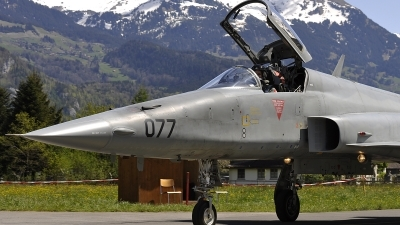 Photo ID 98541 by Stephan Franke - Fighter-Wings. Switzerland Air Force Northrop F 5E Tiger II, J 3077
