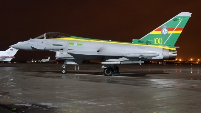 Photo ID 98554 by John Higgins. UK Air Force Eurofighter EF 2000 Typhoon FGR4, ZJ936