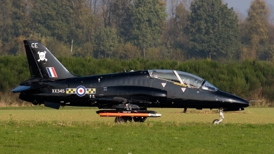 Photo ID 98789 by Jan Eenling. UK Air Force British Aerospace Hawk T 1A, XX345