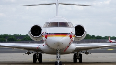 Photo ID 98647 by Jan Czonstke. Germany Air Force Bombardier BD 700 1A11 Global 5000, 14 04