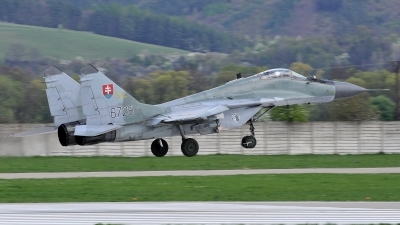 Photo ID 98746 by Roman Mr.MiG. Slovakia Air Force Mikoyan Gurevich MiG 29AS, 6728