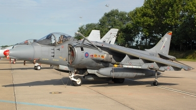 Photo ID 99026 by Peter Boschert. UK Air Force British Aerospace Harrier GR 7, ZD378