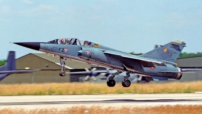 Photo ID 98854 by Sven Zimmermann. France Air Force Dassault Mirage F1B, 514