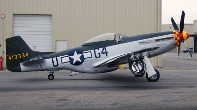 Photo ID 99117 by W.A.Kazior. Private Planes of Fame Air Museum North American P 51D Mustang, N7715C