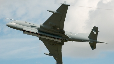 Photo ID 12639 by Jeremy Gould. UK Air Force BAE Systems Nimrod MRA 4, ZJ518