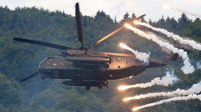 Photo ID 99079 by Andreas Zeitler - Flying-Wings. Germany Army Sikorsky CH 53GS Sea Stallion, 85 01