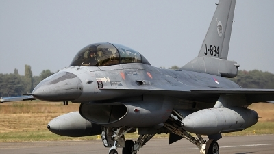 Photo ID 99990 by Coert van Breda. Netherlands Air Force General Dynamics F 16BM Fighting Falcon, J 884
