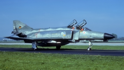 Photo ID 98930 by Rainer Mueller. Germany Air Force McDonnell Douglas F 4F Phantom II, 37 28