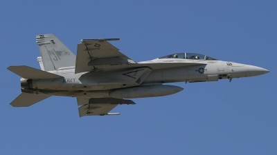 Photo ID 99055 by David F. Brown. USA Navy Boeing F A 18F Super Hornet, 165795