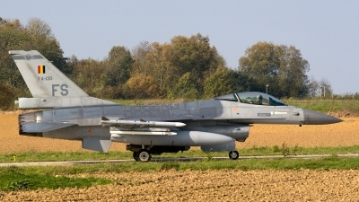 Photo ID 99357 by Jan Eenling. Belgium Air Force General Dynamics F 16AM Fighting Falcon, FA 130