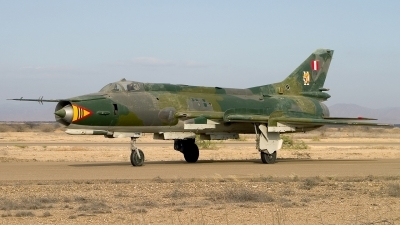 Photo ID 12670 by Chris Lofting. Peru Air Force SU 22 Fitter F, 006
