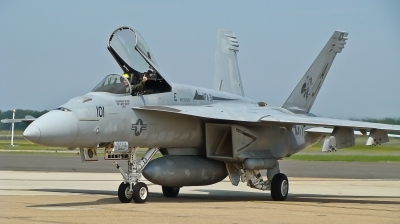 Photo ID 99237 by Andy Backowski. USA Navy Boeing F A 18E Super Hornet, 166777