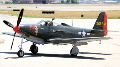 Photo ID 99359 by W.A.Kazior. Private Planes of Fame Air Museum Bell P 63A Kingcobra, N163BP