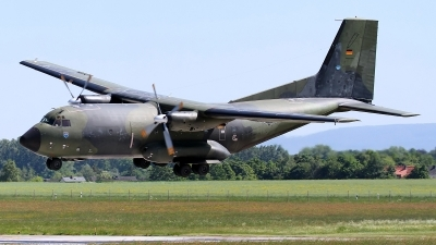 Photo ID 99288 by Rainer Mueller. Germany Air Force Transall C 160D, 50 75