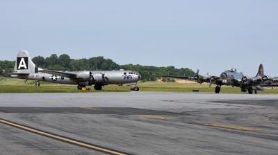 Photo ID 99380 by Joe Osciak. Private Commemorative Air Force Boeing B 29A Superfortress, N529B