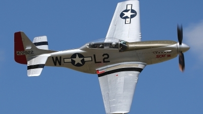 Photo ID 99428 by Mario Boeren. Private Private North American TF 51D Mustang, PH VDF