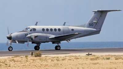 Photo ID 12710 by Frank Noort. Israel Air Force Beech Super King Air 200 Zufit 1, 510