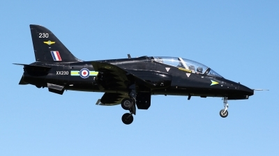 Photo ID 99552 by Mike Griffiths. UK Air Force British Aerospace Hawk T 1A, XX230