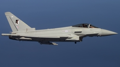 Photo ID 99501 by Chris Lofting. UK Air Force Eurofighter EF 2000 Typhoon F2, ZJ913