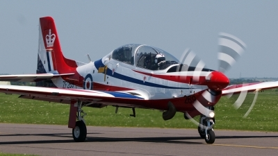 Photo ID 99528 by Stuart Thurtle. UK Air Force Short Tucano T1, ZF269