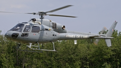 Photo ID 99550 by Niels Roman / VORTEX-images. France Air Force Aerospatiale AS 555AN Fennec, 5520