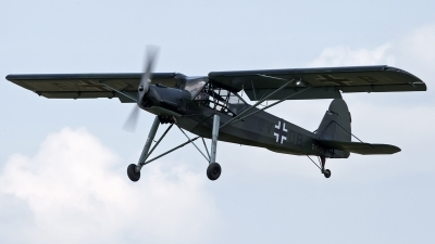 Photo ID 99569 by Niels Roman / VORTEX-images. Private Private Fieseler Fi 156C 7 Storch, D EVDB