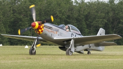 Photo ID 99634 by Niels Roman / VORTEX-images. Private Amicale Jean Baptiste Salis North American P 51D Mustang, F AZSB
