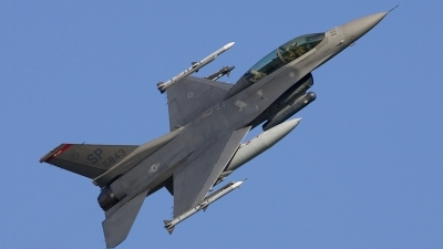 Photo ID 12752 by Frank Noort. USA Air Force General Dynamics F 16D Fighting Falcon, 90 0843