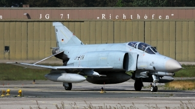 Photo ID 99757 by Tobias Ader. Germany Air Force McDonnell Douglas F 4F Phantom II, 38 58