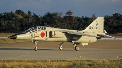 Photo ID 12770 by Frank Noort. Japan Air Force Mitsubishi T 2K, 59 5192