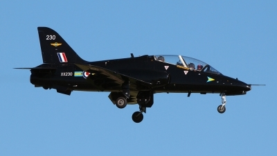 Photo ID 99882 by Stuart Thurtle. UK Air Force British Aerospace Hawk T 1A, XX230