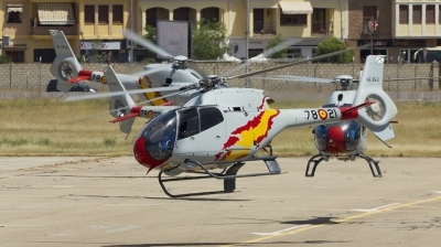 Photo ID 99947 by Richard Sanchez Gibelin. Spain Air Force Eurocopter EC 120B Colibri, HE 25 2