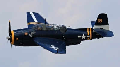 Photo ID 99963 by Milos Ruza. Private Private Grumman TBM 3E Avenger, HB RDG