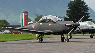 Photo ID 100714 by Sven Zimmermann. Mexico Air Force Pilatus PC 9M, 2602