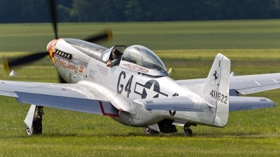 Photo ID 99919 by Andreas Zeitler - Flying-Wings. Private Amicale Jean Baptiste Salis North American P 51D Mustang, F AZSB