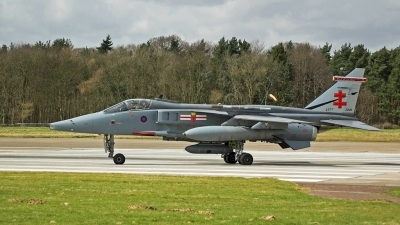 Photo ID 1279 by Martin Patch. UK Air Force Sepecat Jaguar GR3A, XZ103
