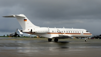 Photo ID 99970 by Lieuwe Hofstra. Germany Air Force Bombardier BD 700 1A11 Global 5000, 14 02