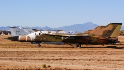 Photo ID 100192 by Lukas Kinneswenger. USA Air Force General Dynamics F 111E Aardvark, 68 0065