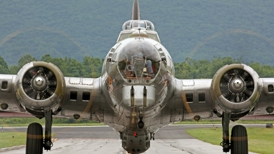 Photo ID 100056 by David F. Brown. Private Yankee Air Force Boeing B 17G Flying Fortress 299P, N3193G